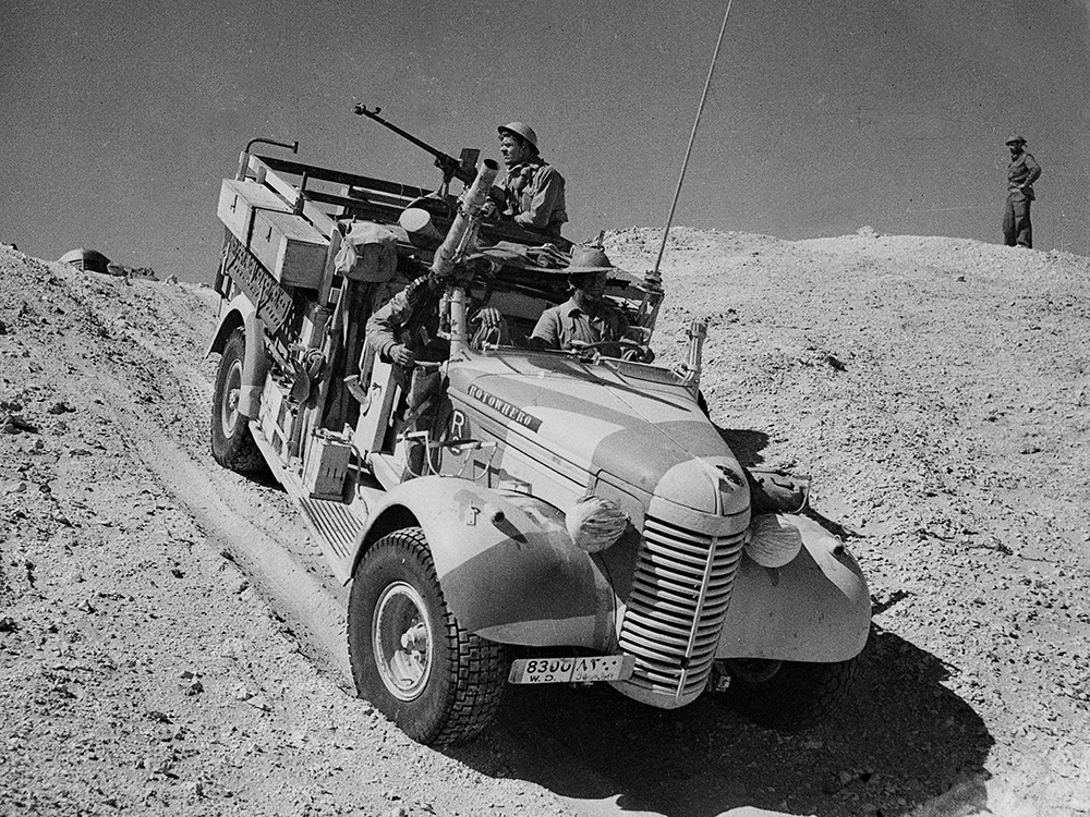 Innovation, war, and glory: the soldier-scientist who unlocked the secrets of the Sahara
