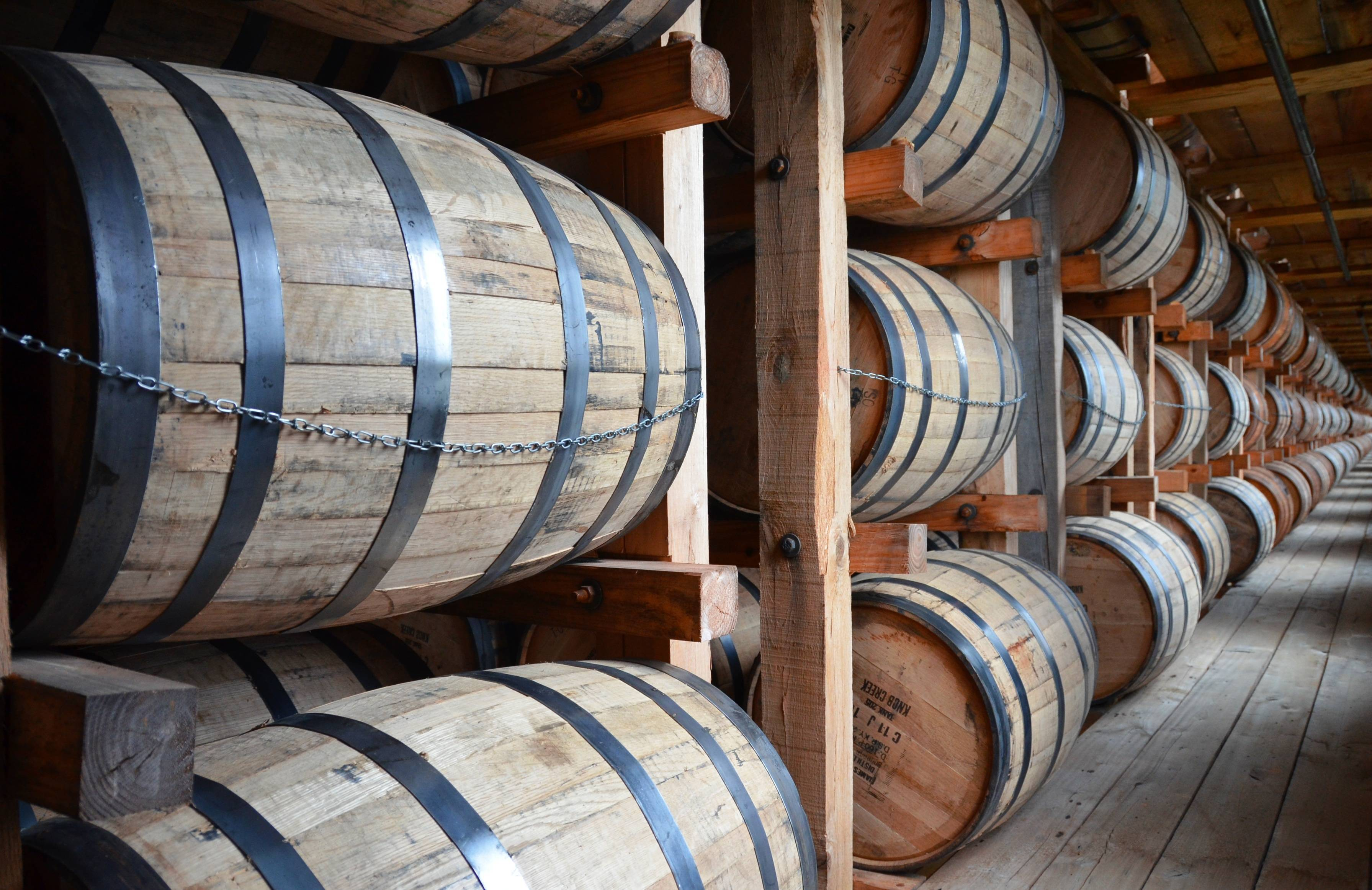 What Happens As Decades Pass In A Whiskey Barrel Popular Science