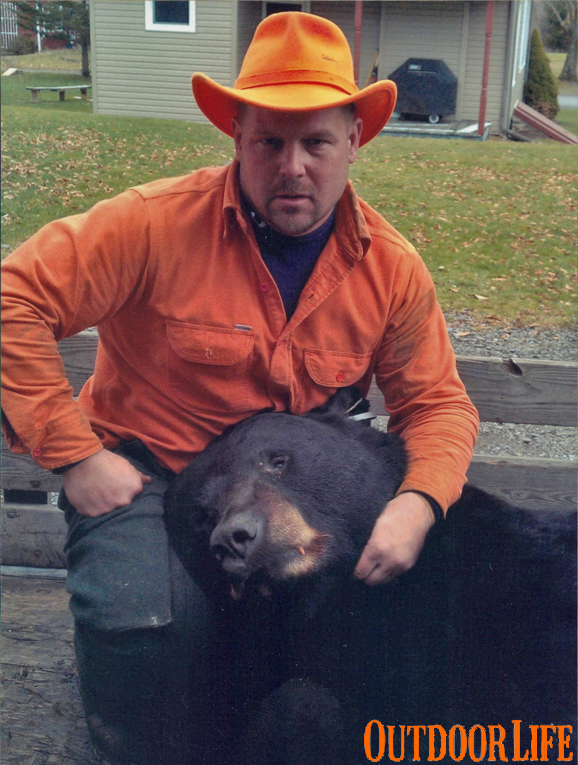 New Potential World Record Black Bear Shot in Pennsylvania