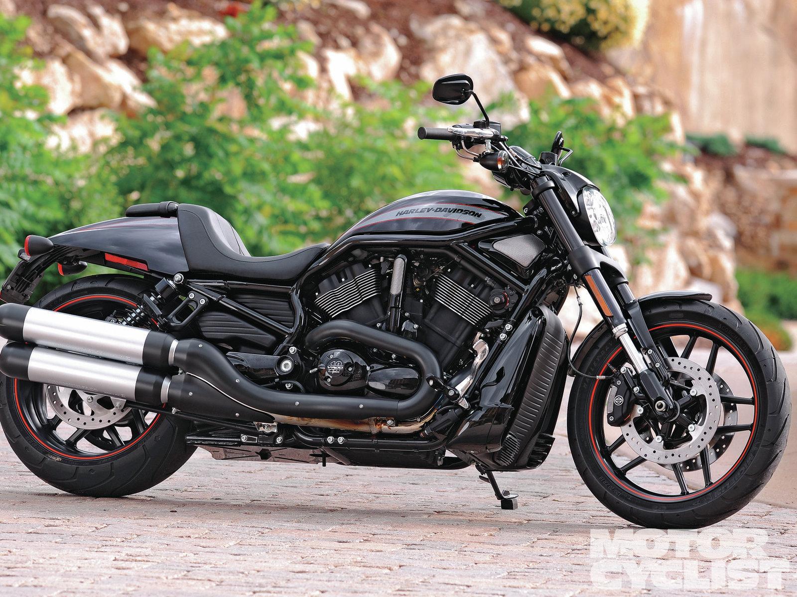 2012 Harley Davidson Night Rod Special First Ride Motorcyclist