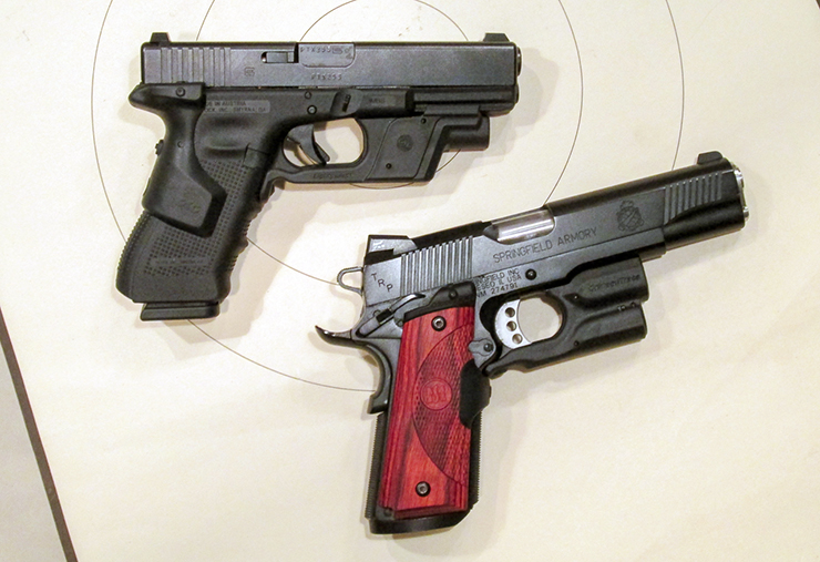 Lights and Lasers on Concealed Carry Guns? | Range 365