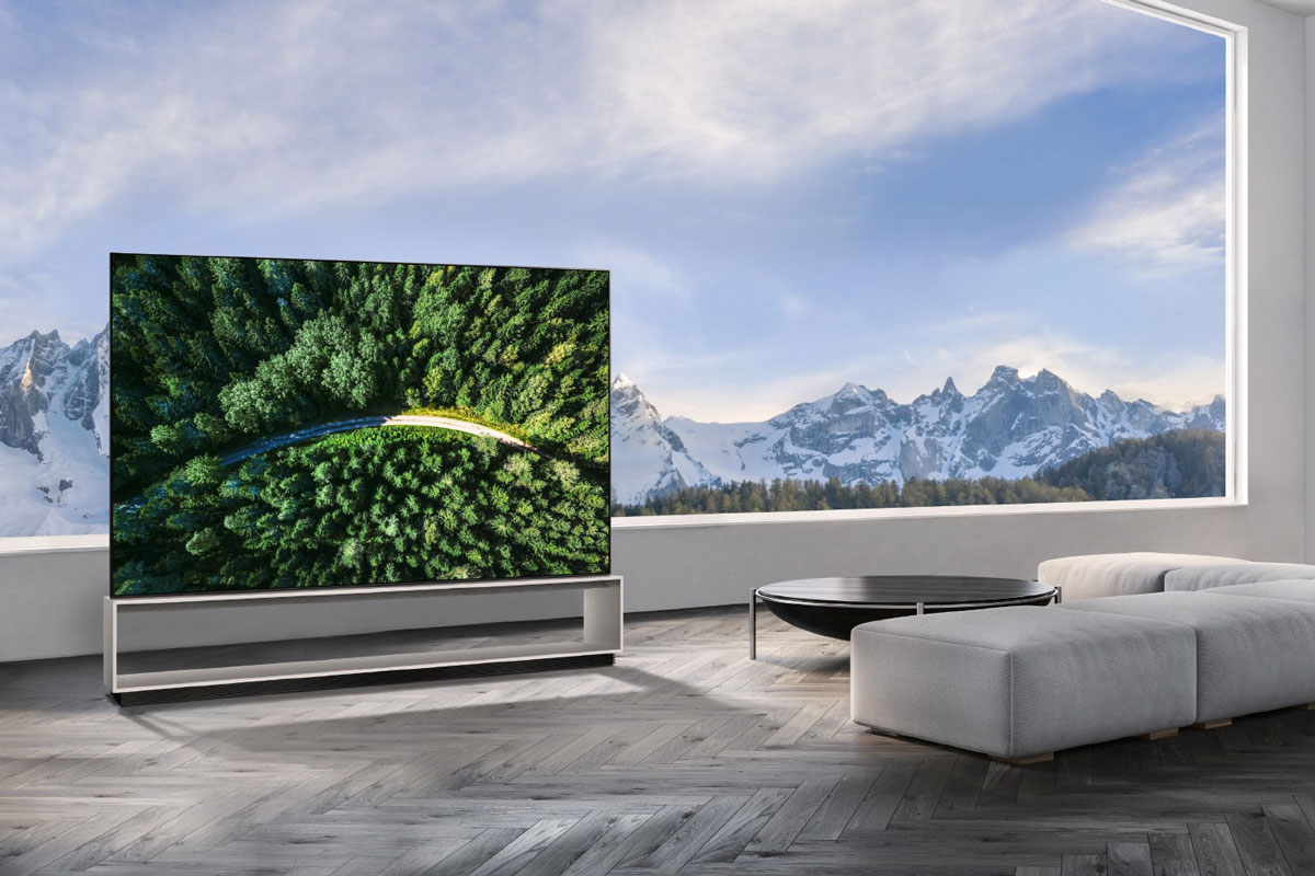 You can now buy LG's $42,000 8K OLED TV, but you probably shouldn't