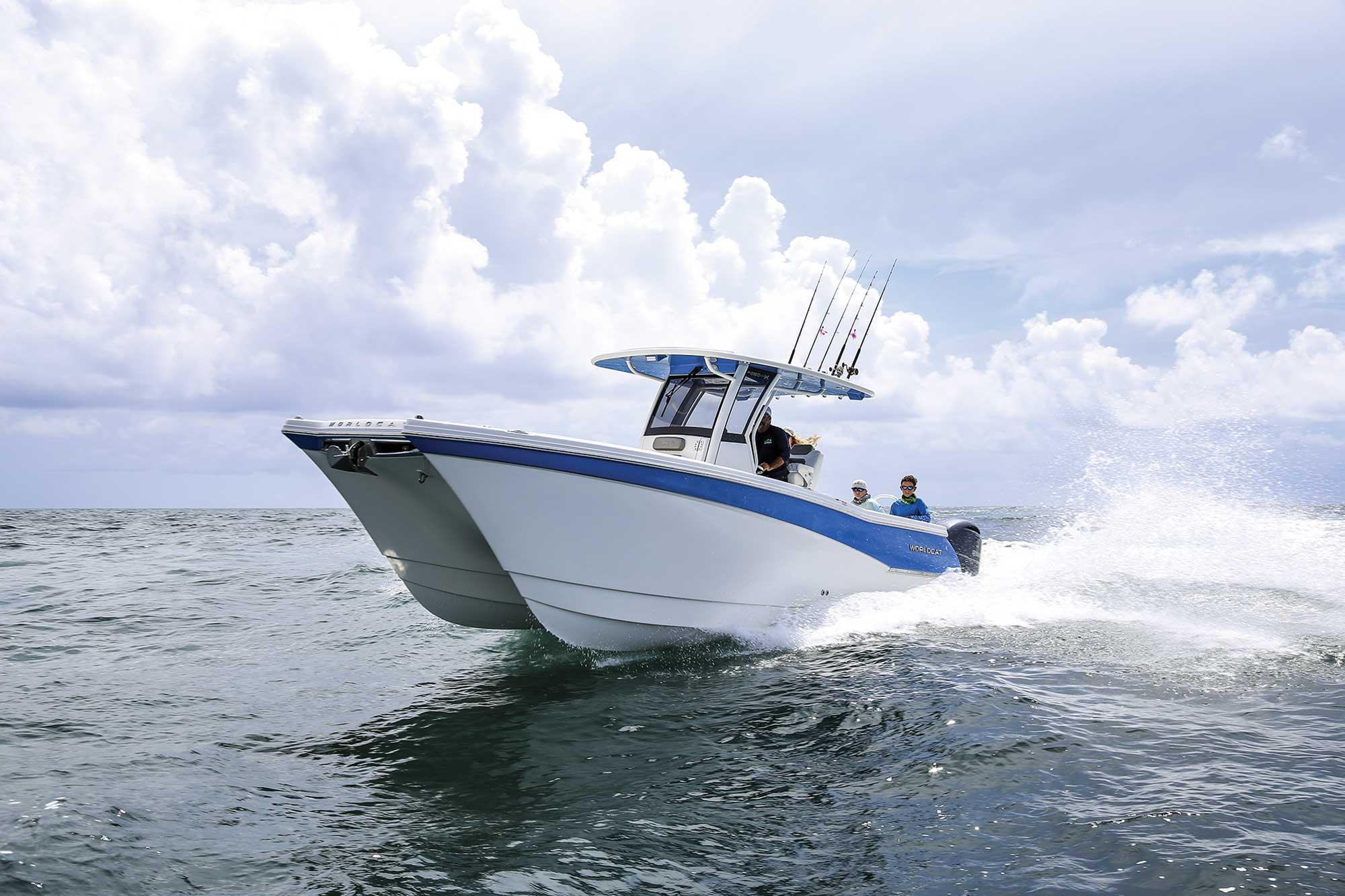 World Cat 280CC-X Review | Sport Fishing Magazine