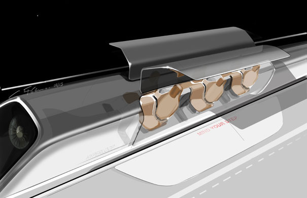 This Is Elon Musk's Hyperloop