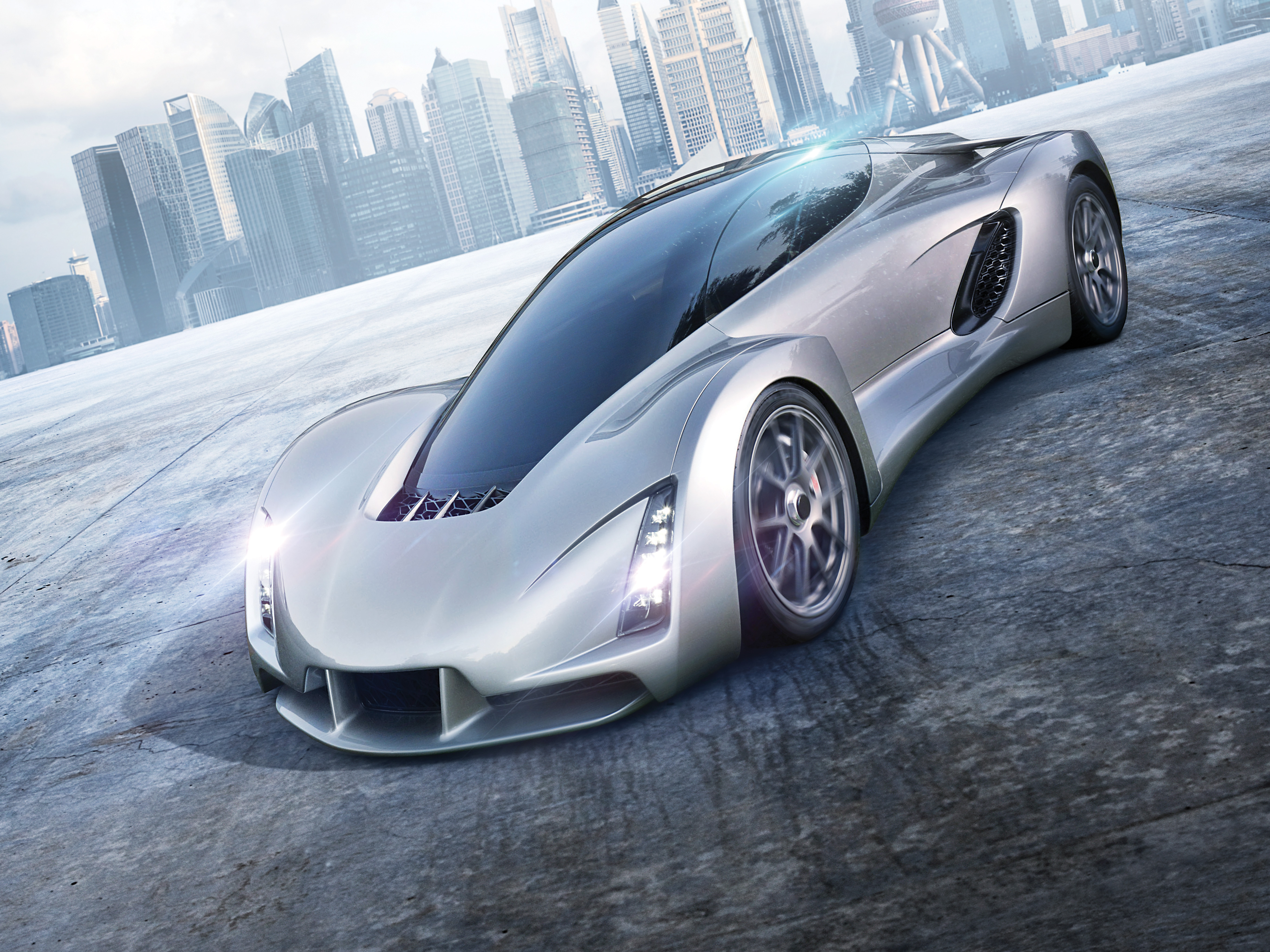 3D-Printed Supercars Will Cut Costs And Emissions