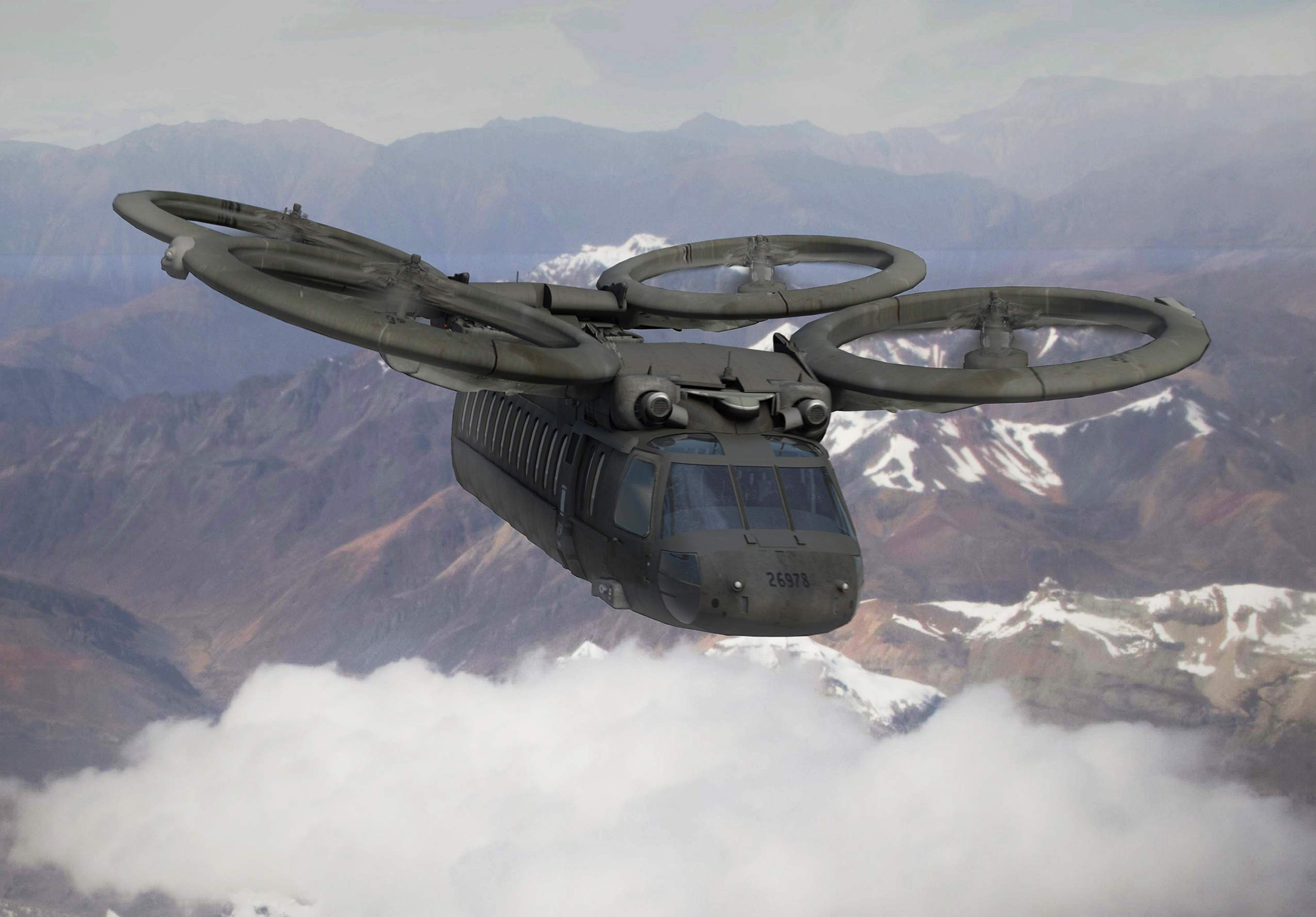 Army Plans The War Helicopters Of Tomorrow