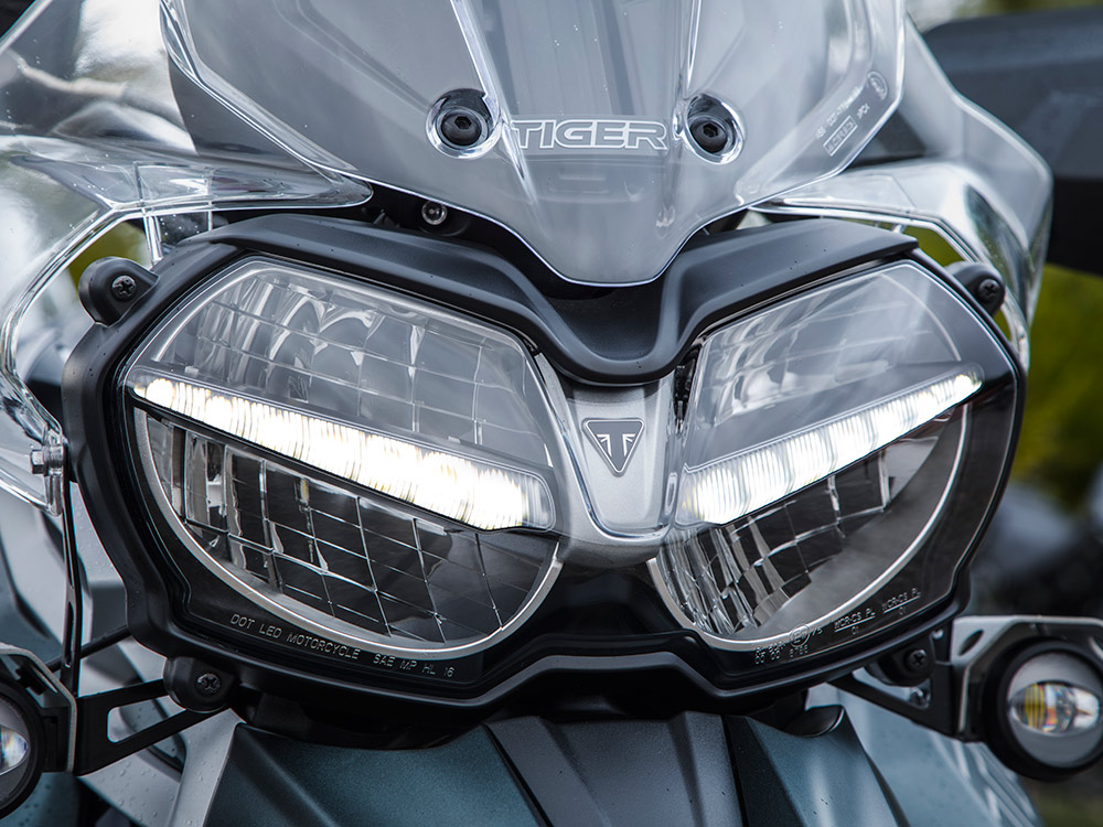 The World Isn't Perfect, Which Is Why The 2018 Tiger 800 Has To Be