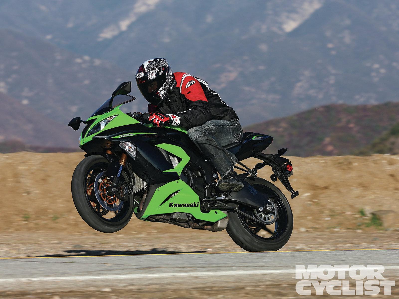 2013 Kawasaki Ninja Zx 6r Review 2013 Zx 6r 636cc Road Test