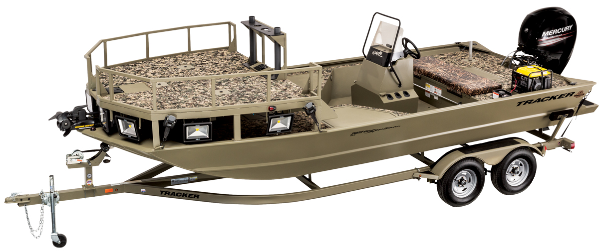 The Making of a Bowfishing Boat | Boating Magazine