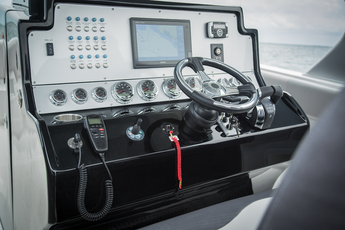 Concept 39 Open   Boating Magazine