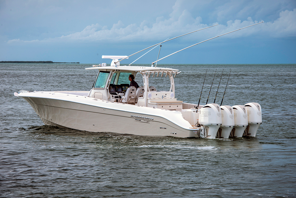 Best Center Console Boats, Fishing Boats | Salt Water Sportsman