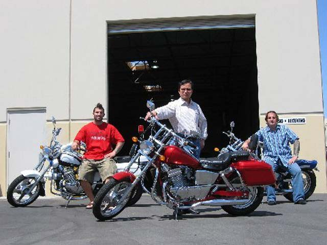 2006 Johnny Pag Motorcycle Lineup | Motorcyclist