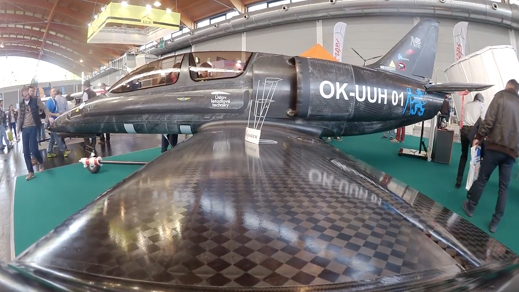 This BMW S1000RR-Powered Airplane Will Blow Your Mind | Motorcyclist