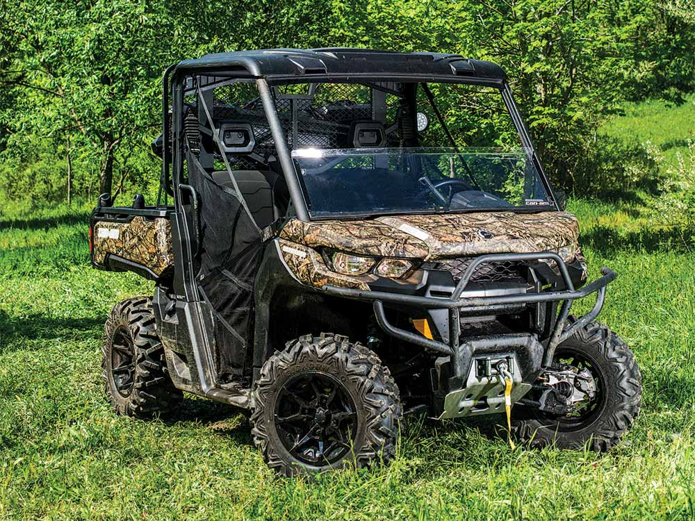 Gear Test: The 12 Best UTVs for Hunters   Outdoor Life