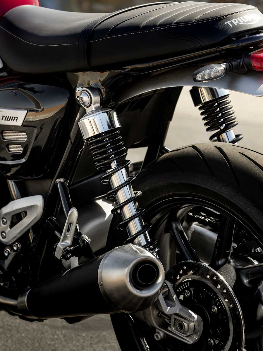 First Look At 2019 Triumph Speed Twin Motorcycle Cruiser