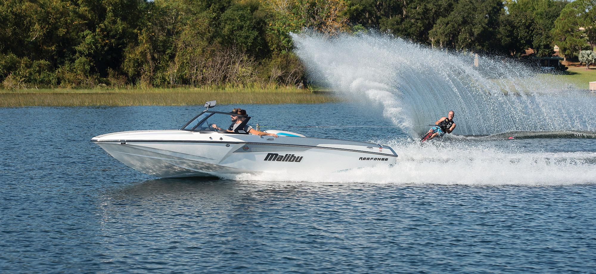 Water ski boat ski or wake 4 flea