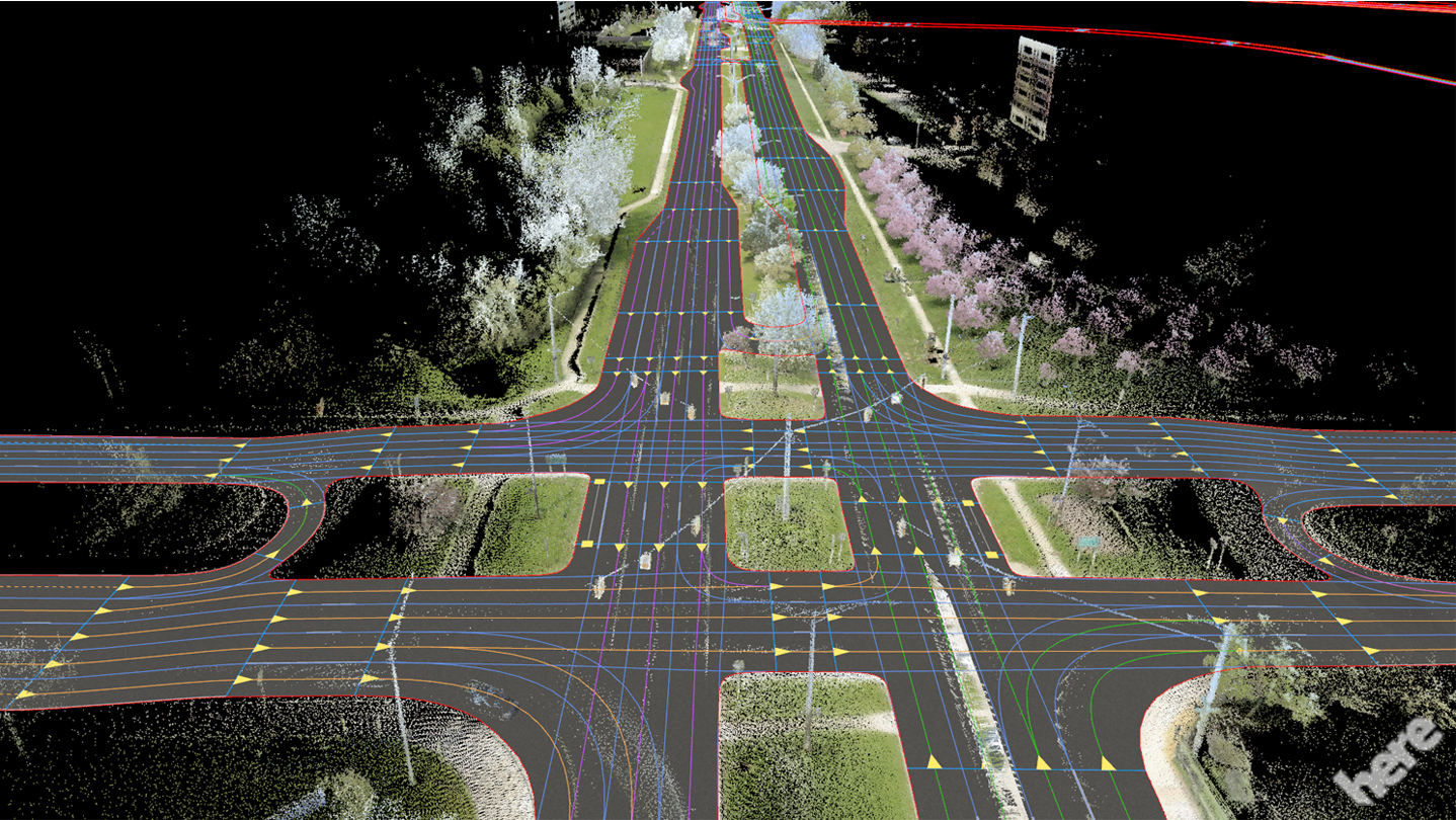 Big Automakers Need Nokia's Maps For Their Driverless Car Future