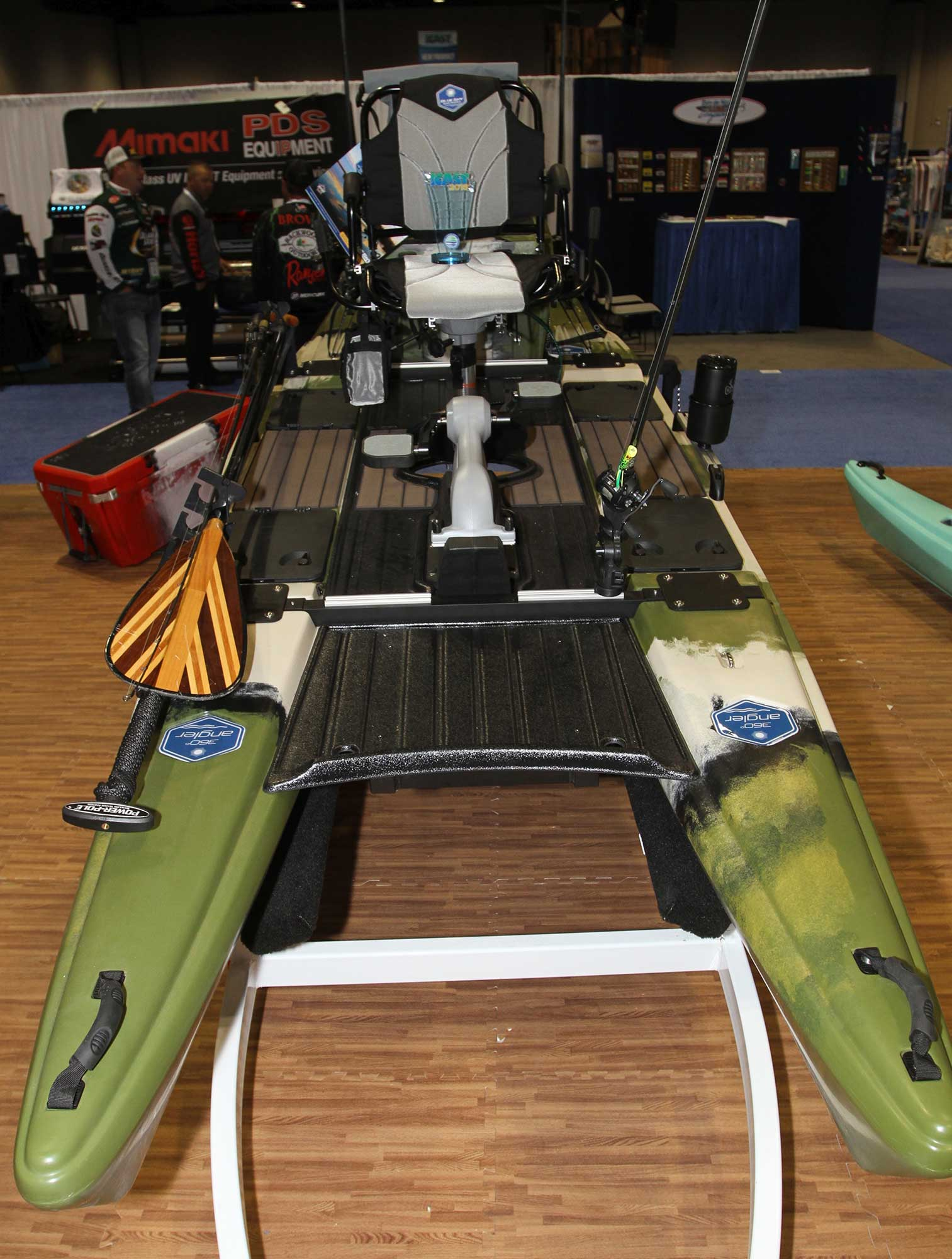 Best Pedal Fishing Kayaks Sport Fishing Magazine