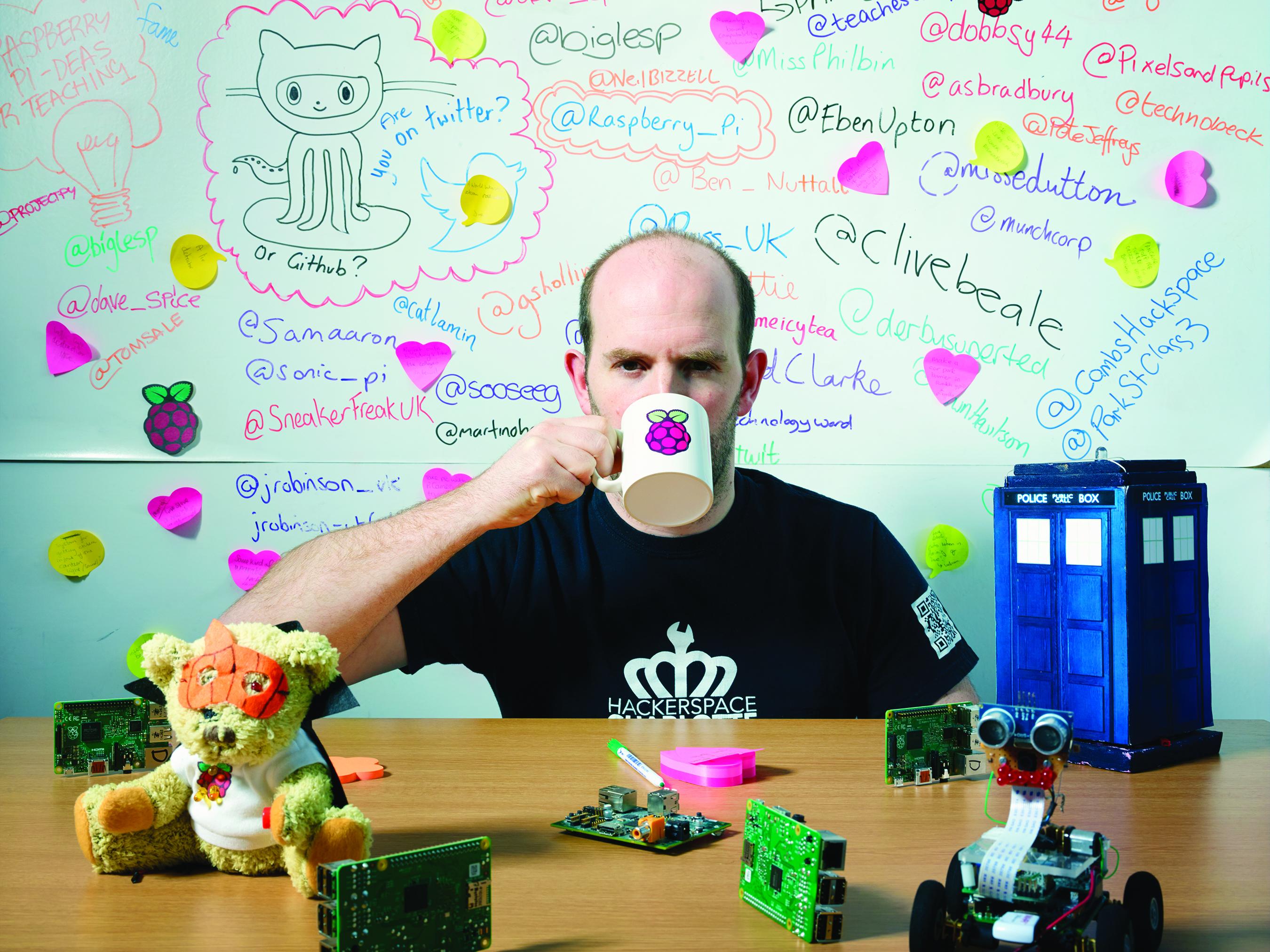 How The Raspberry Pi Sparked A Maker Revolution