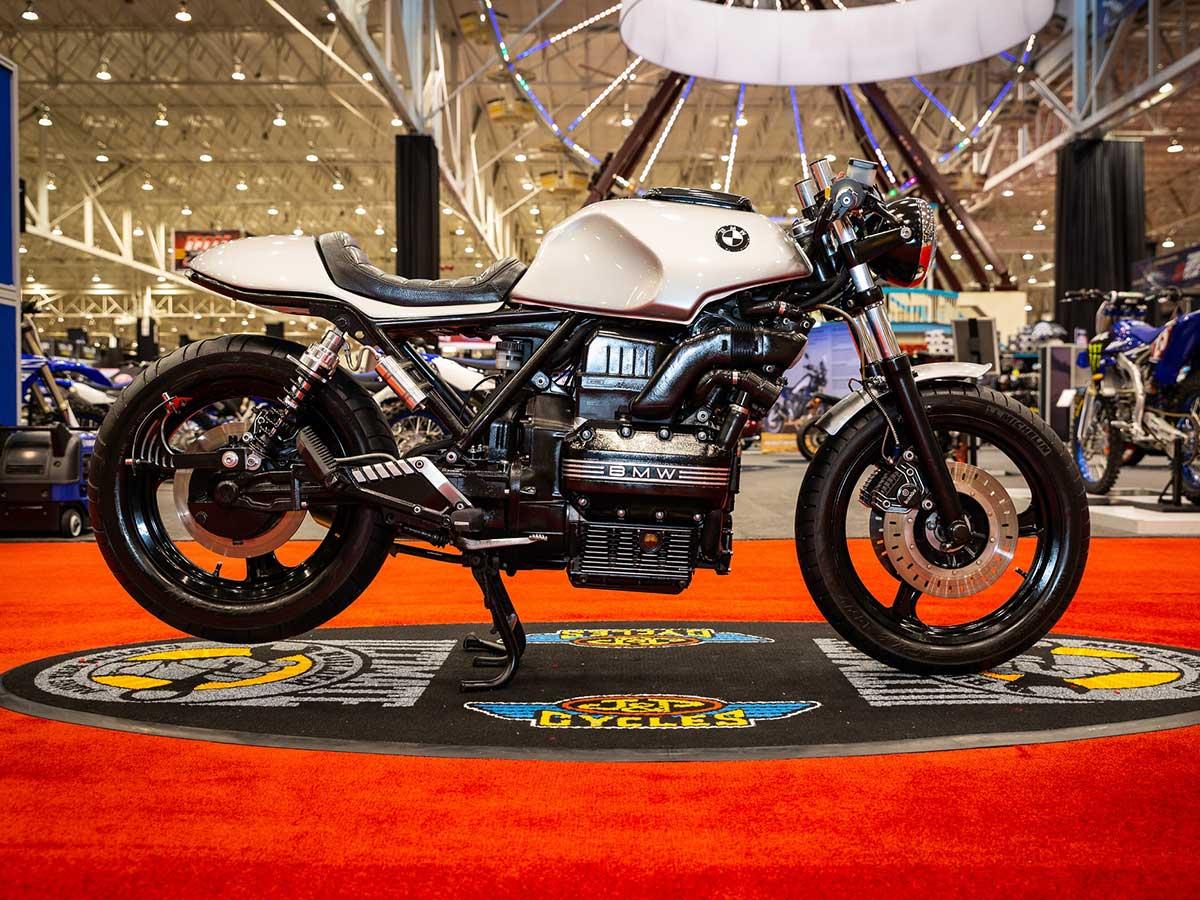 Progressive Announces Cleveland Ultimate Builder Custom Bike Show