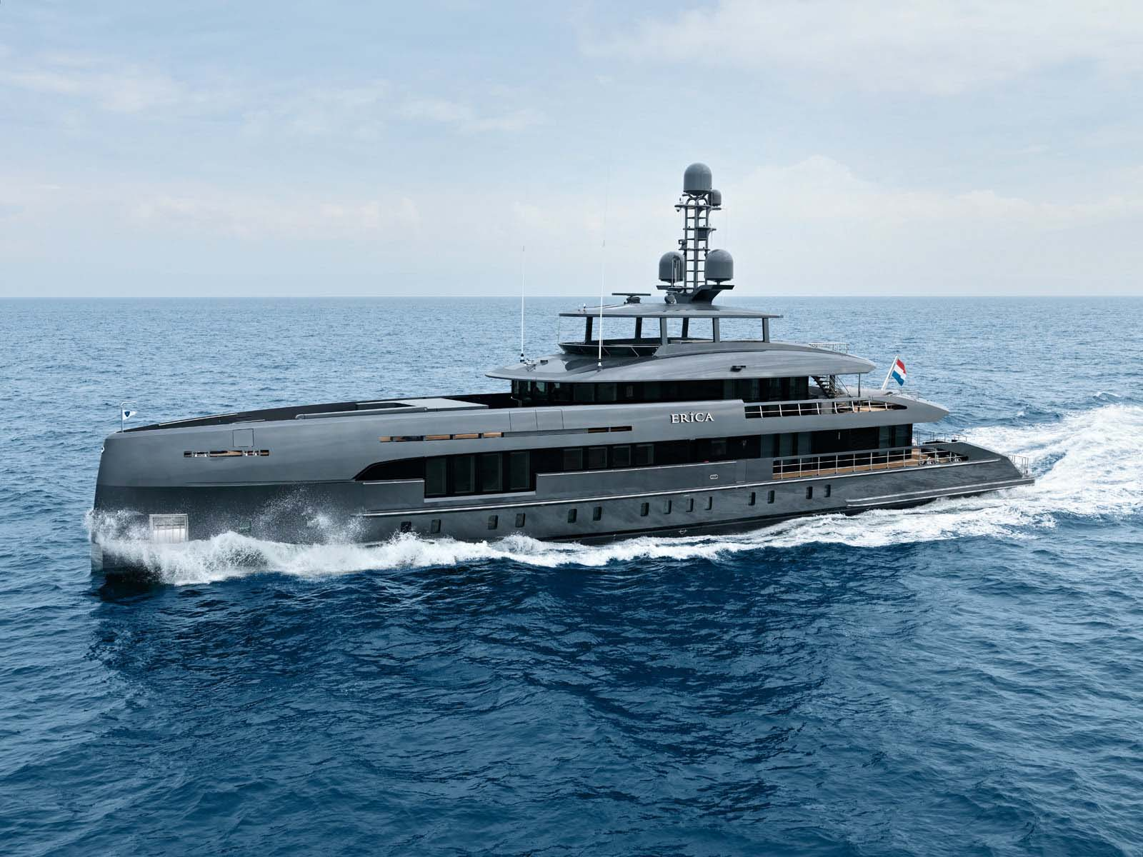 Silent Yachts 55 - The Quiet Powercat | Yachting