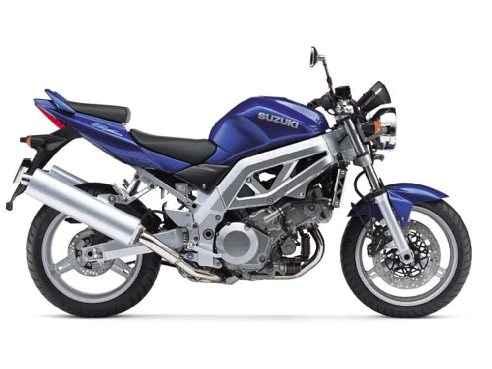 The Suzuki SV650 balances value and user-friendliness, making it a viable pick for a new rider