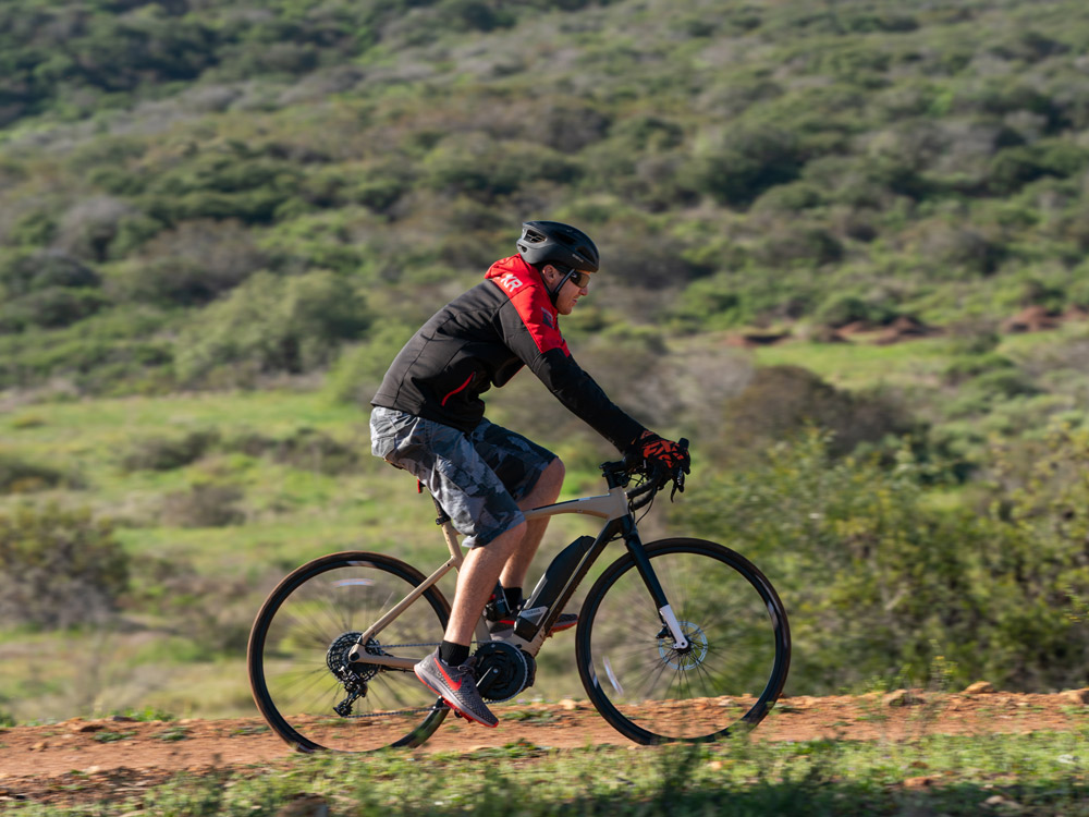 Riding Yamaha's All-New Wabash Gravel eBike | Cycle World