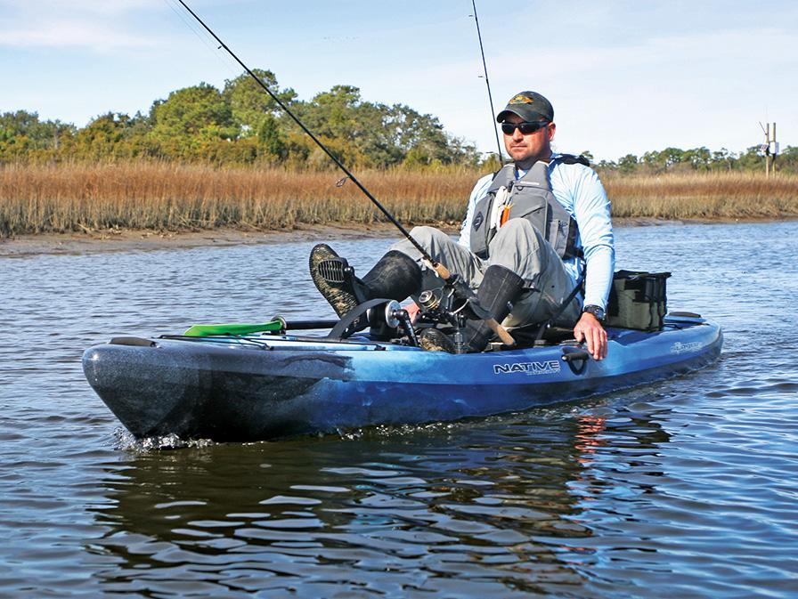 New Pedal Fishing Kayaks | Sport Fishing Magazine