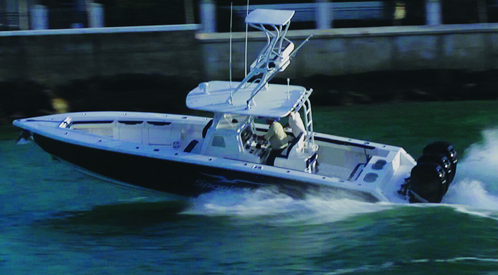 25 Best Center Console Fishing Boats Over 30 Feet | Sport