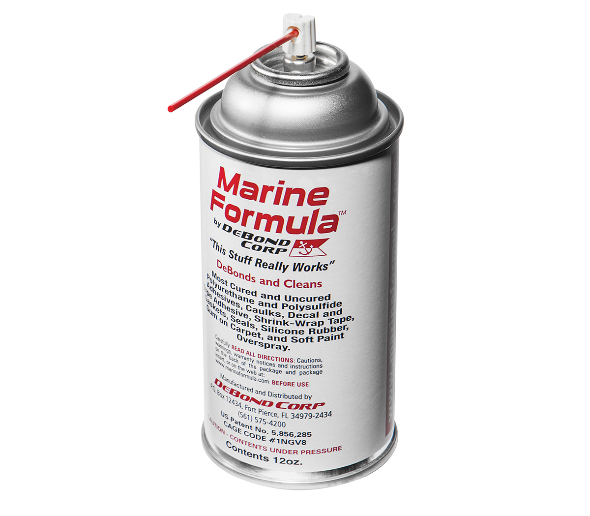 Marine Solvents for Removing 5200 | Boating Magazine
