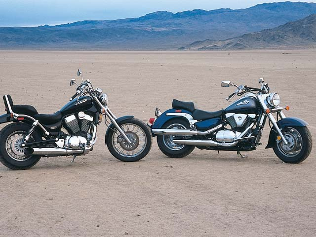 The Big V-Twins Test | Motorcyclist