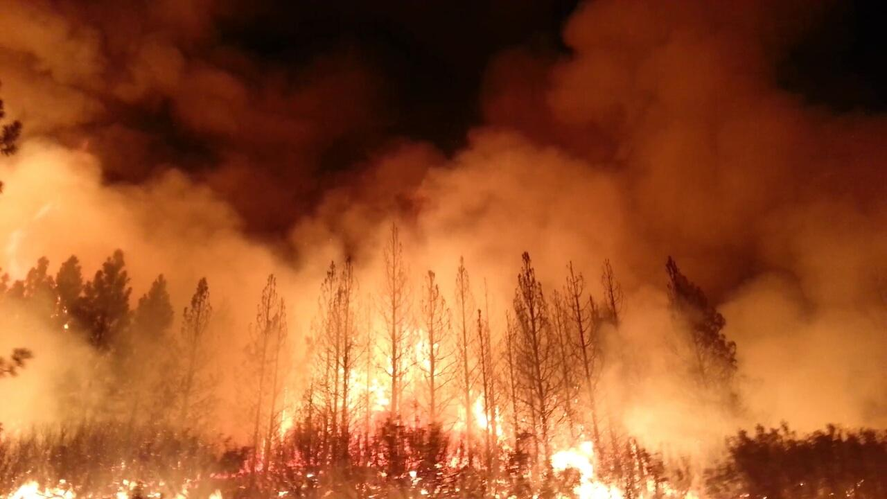 The fire 'time bomb' is finally detonating on the world