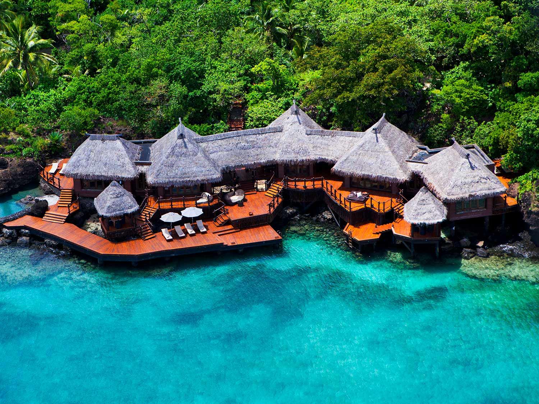 Best Overwater Bungalows In Fiji Islands