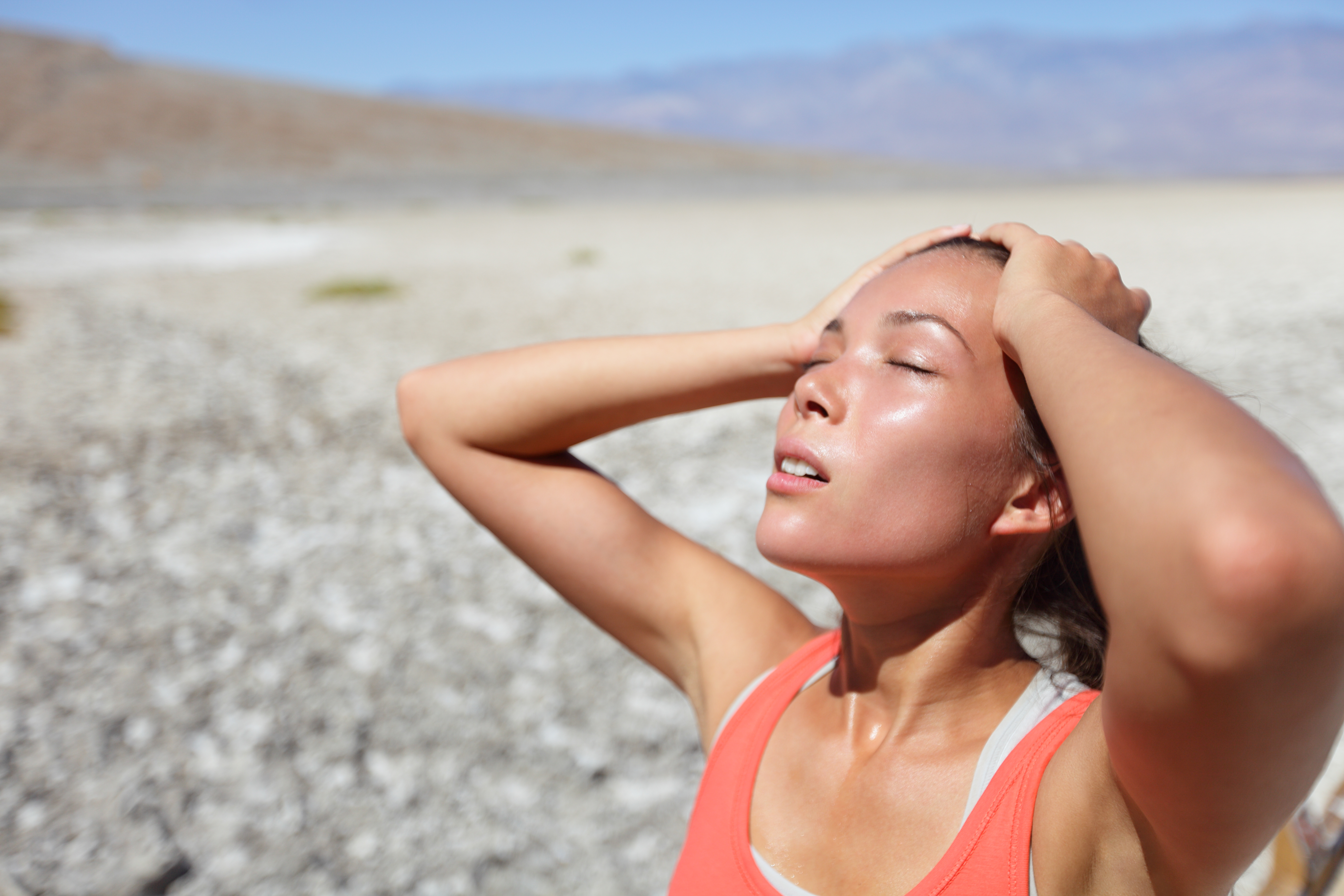 Medications could affect how you react to a heatwave