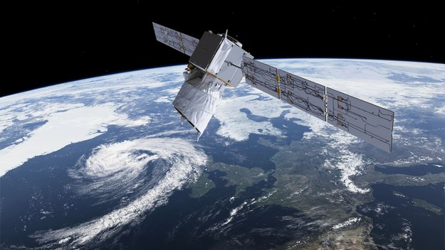 European and SpaceX operators avoided a satellite collision... over email