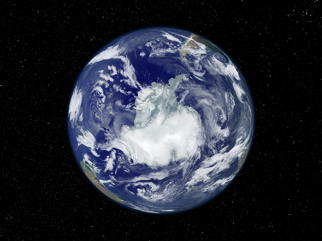 Earth's magnetic pole is moving faster than expected