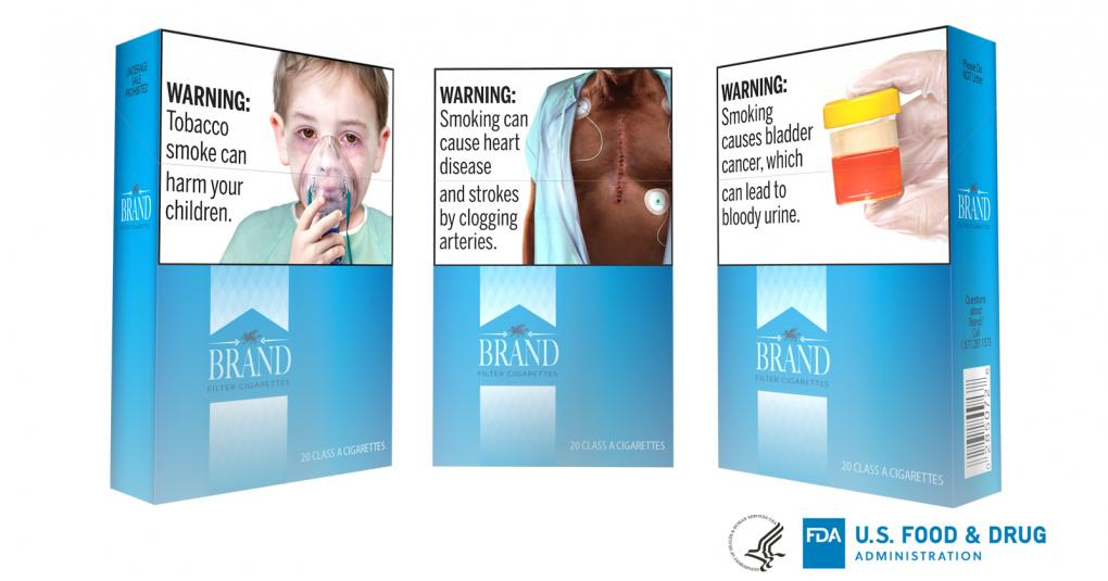New graphic FDA warnings aim to scare smokers with the consequences of their habit
