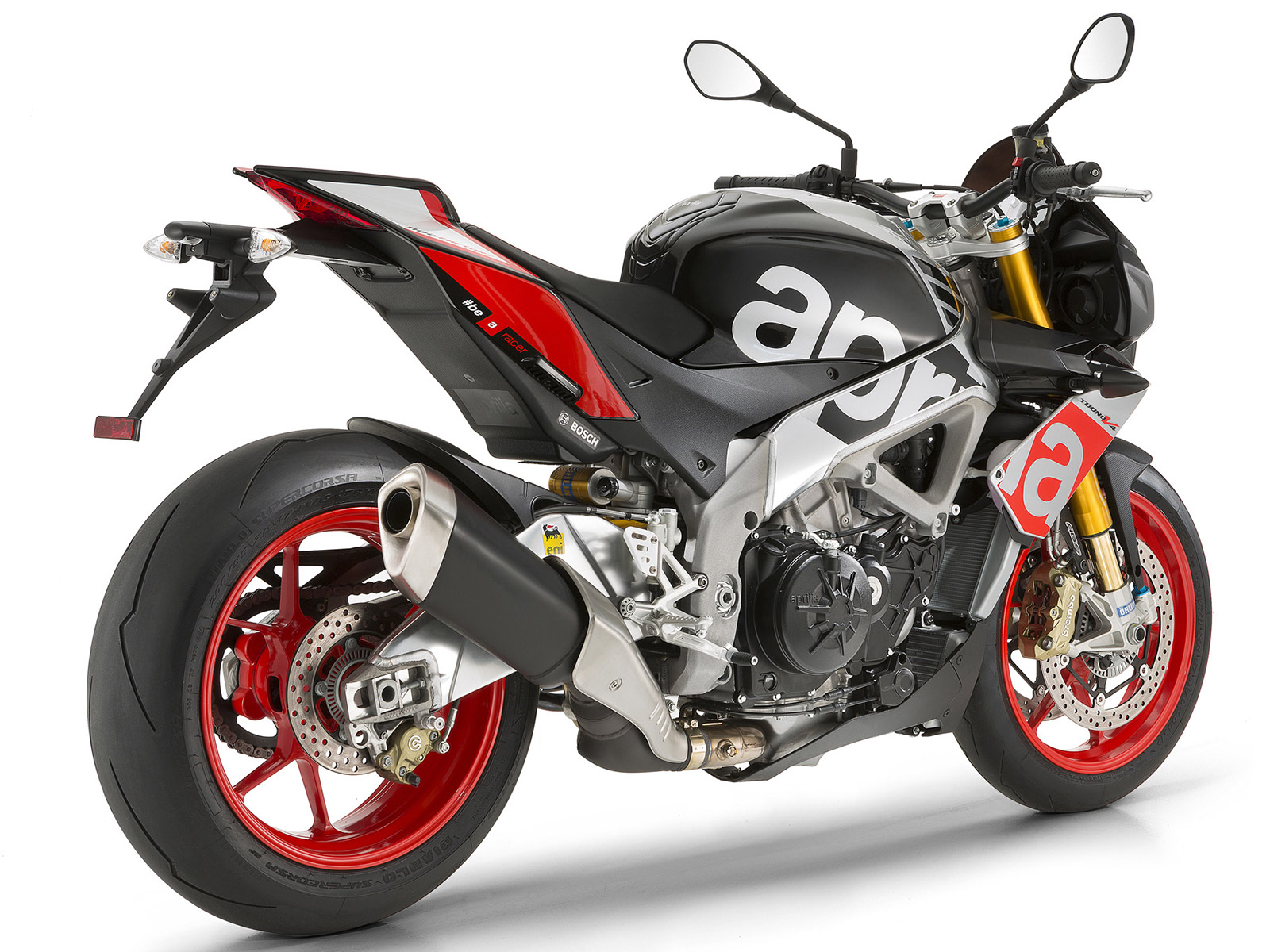 2016 Aprilia Tuono V4 1100 Rr Review Cycle World