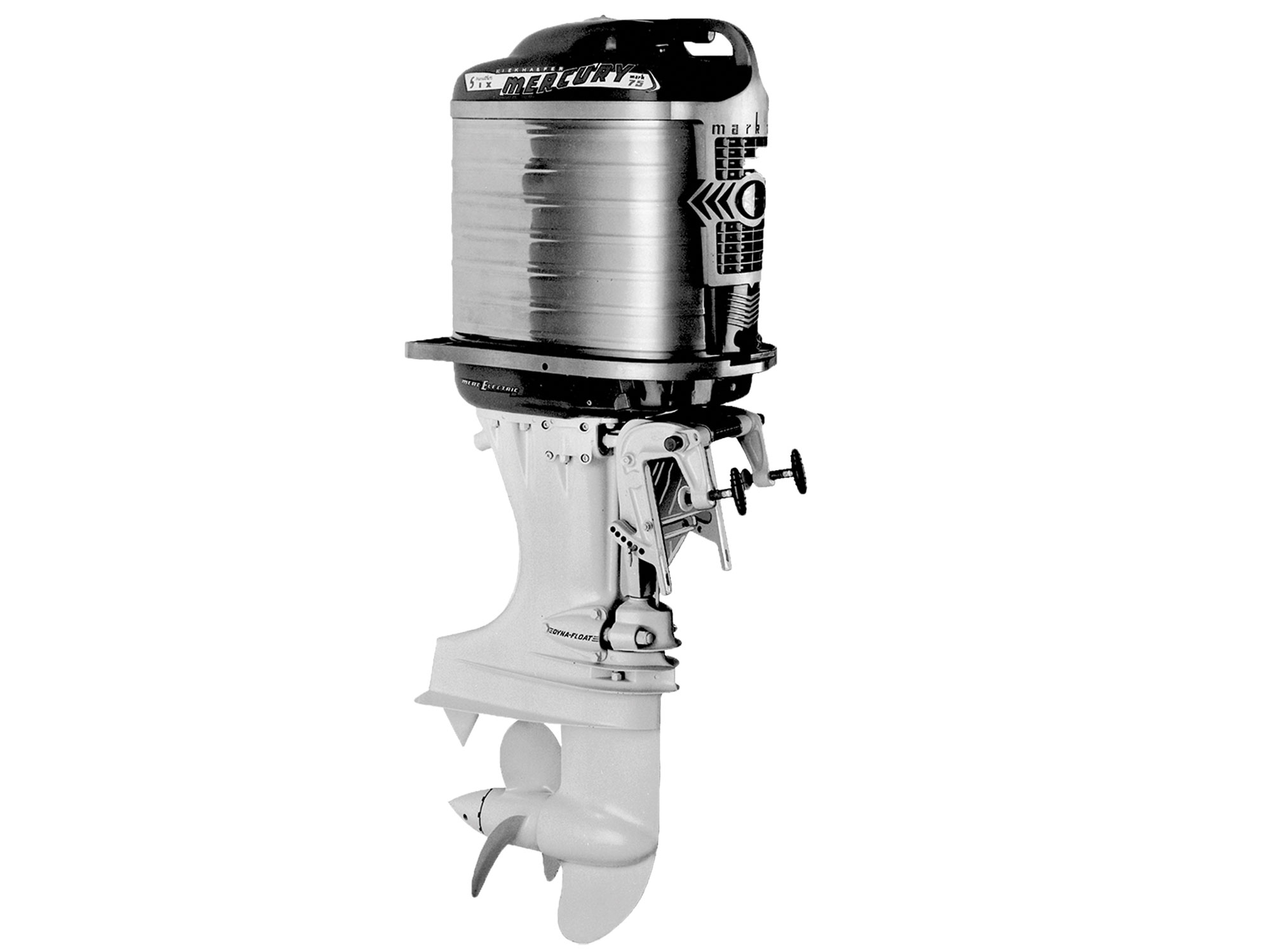 Outboard Engine Evolution — from Portable to Digital | Sport Fishing