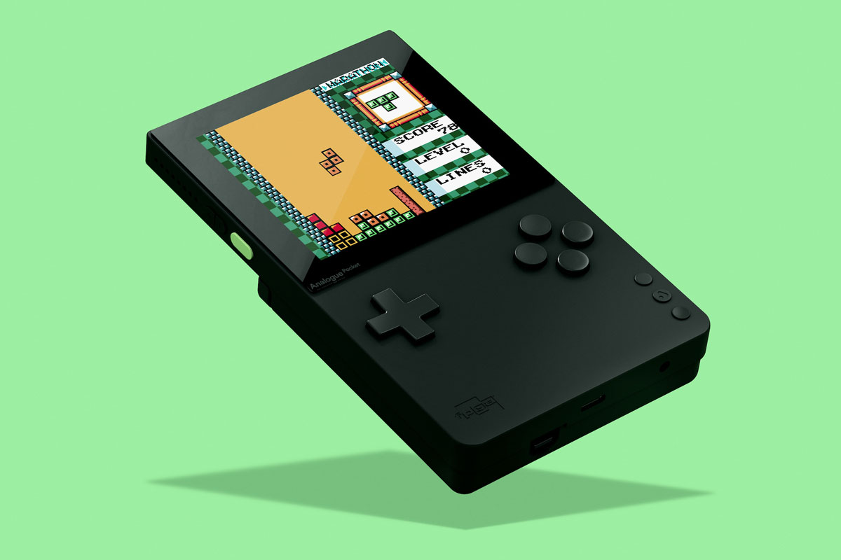 This $200 handheld gaming system doubles as a lo-fi music-making machine