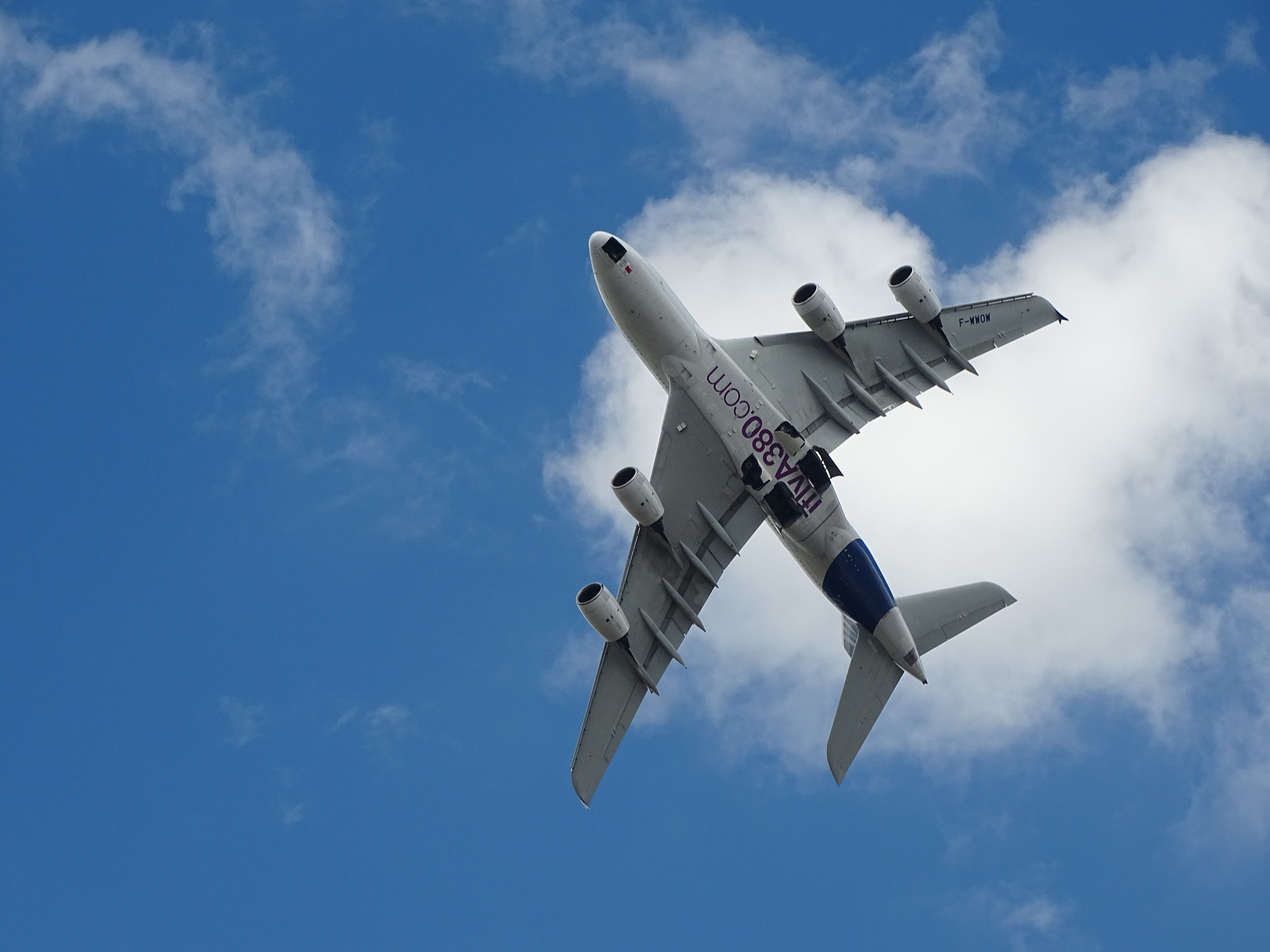 Planes dump fuel into the sky more than you'd expect. Here's why they do it.