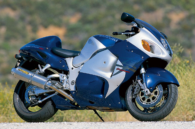 Big Dogs: Uncorking the 'Busa and ZX-12 | Cycle World