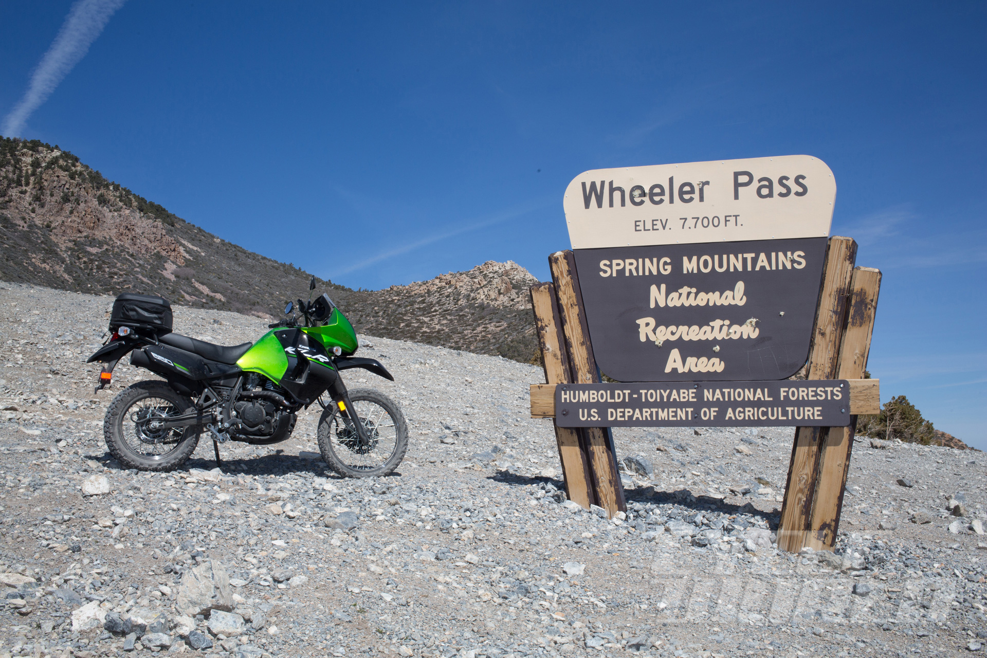 2014 Kawasaki KLR650 New Edition- First Ride Review- Photos