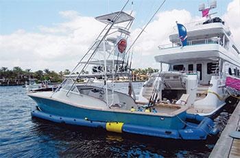 Five Alternative Boat Docks   Boating Magazine