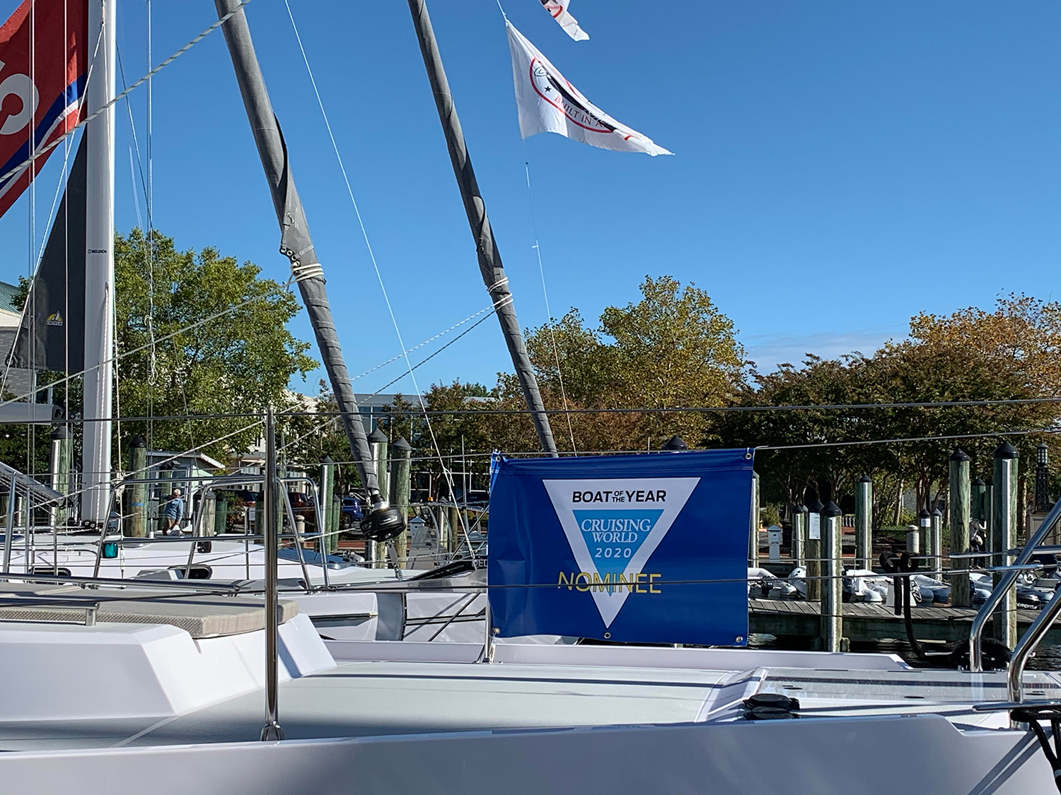 Annapolis Boat Show Spring 2020.The Dufour 390 And 430 Are Ready For Showtime Cruising World