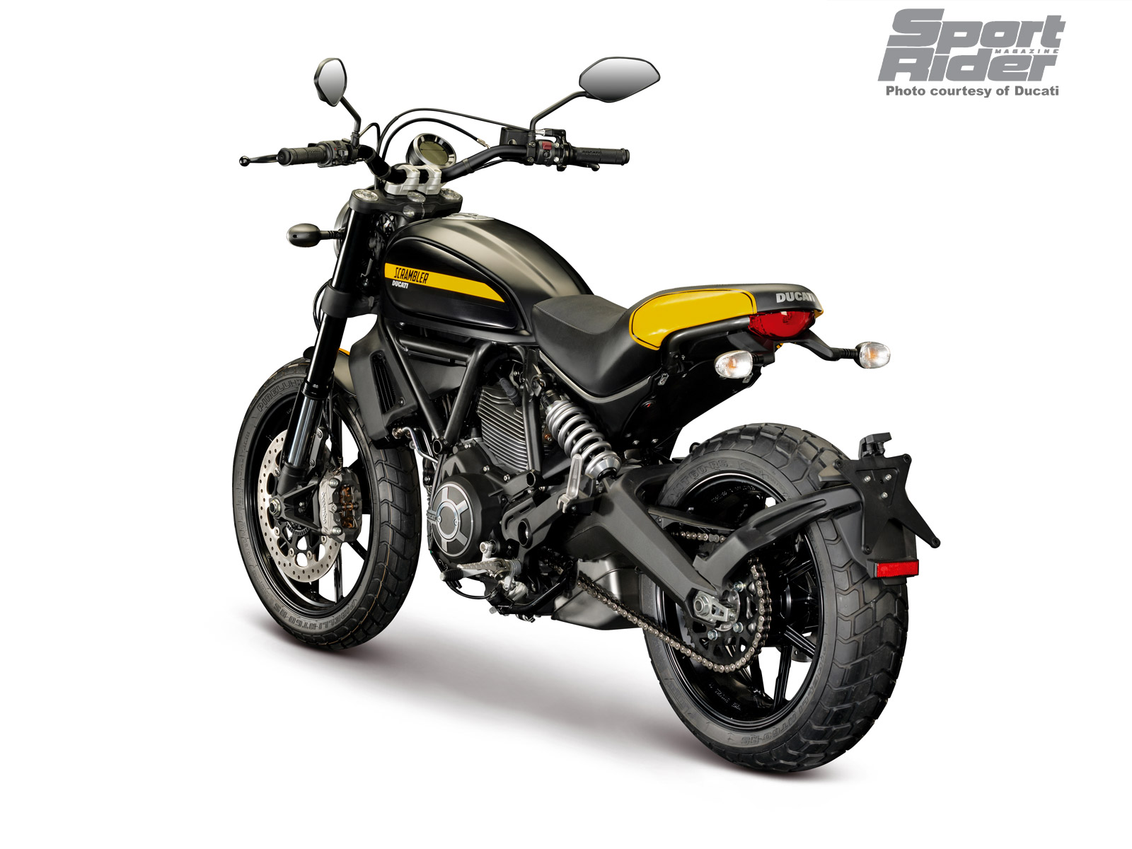 Marvelous 2015 Ducati Scrambler First Ride Review Cycle World Machost Co Dining Chair Design Ideas Machostcouk