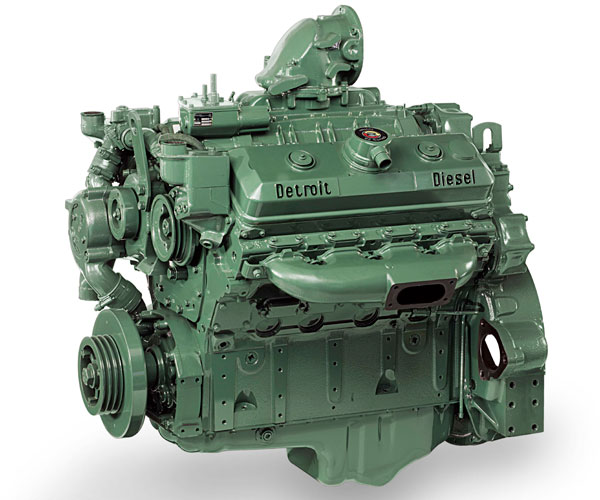 Evolution Of The Detroit Diesel Engine Yachting