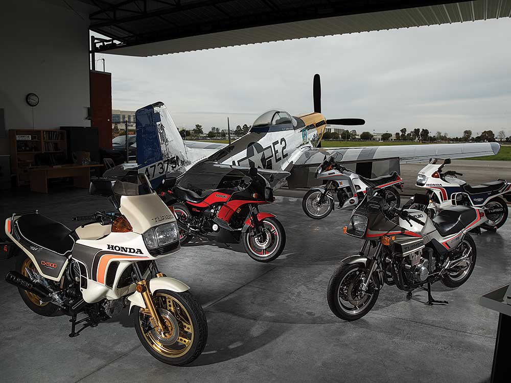 Turbocharged Motorcycles of the 1980s   Motorcyclist