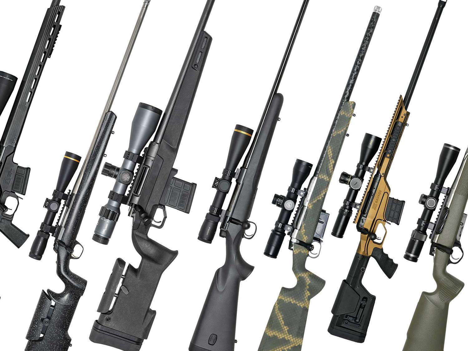 The 10 Most Accurate Factory Hunting Rifles We Ve Ever Tested Field Stream