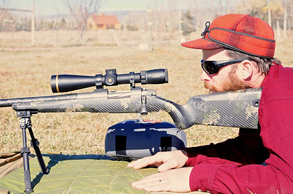 Distance shooting like a sniper with Iphone Aps t